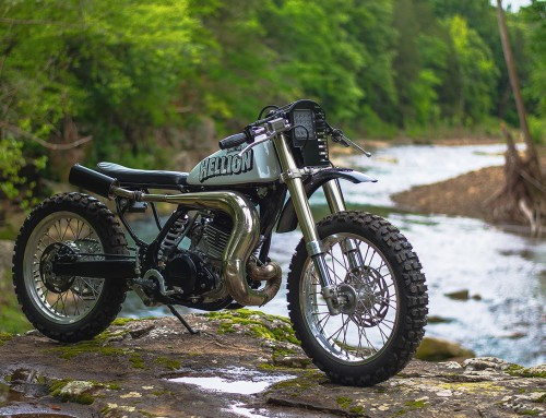 Off The Wall Yamaha WR500